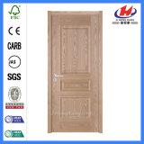 戸棚の内部の平板の純木SapeleかWalnutveneerの赤いドア(JHK-M03)