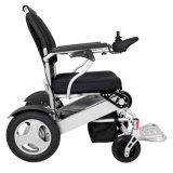 250W 공항 가벼운 폴딩 전력 휠체어