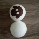 Handgemachte Trockner-Kugel-Wolle-Filz-Kugel für Trockner