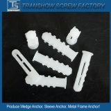 PET 5X25 Plastikwand-Anker