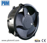 Type de protection IP33 ventilateur axial DC