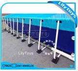 Het reuze Opblaasbare Zwembad van het Metaal van de Pool van het Frame met de Filter van het Water