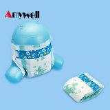 Do sono macio agradável do conforto do algodão da alta qualidade tecido descartável do bebê