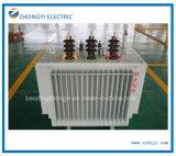 中国のオイルによって浸されるタイプ変圧器からのS11製造者