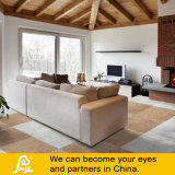 Kleber-Entwurfs-rustikale Porzellan-Fliese für Fußboden und Wand
