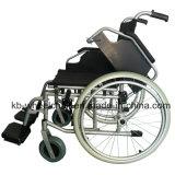 """스포크 바퀴는, 강화한다 입히는 의 허브 브레이크 휠체어 Kbw956-16 """""""