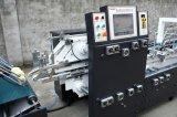 A cola termofusível quente corrugador e Máquina de Dobragem do Papel (GK-1100GS)