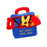 OnderwijsStuk speelgoed van de Pluche van het Dekbed van de Baby van de Uitrusting van de eerste hulp het Grappige Zachte