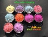Pigments photochromiques Rose-Violet pour application parapluie