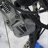 26 '' كهربائيّة سمين إطار درّاجة مع [16ا] بطارية