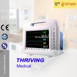 Preço diagnóstico portátil da máquina do monitor do multiparâmetro de Thr-Pm800b F8s
