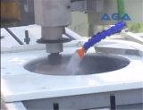 석판 또는 싱크대 가장자리를 갈거나 윤곽을 그리는 경편한 돌 닦는 기계