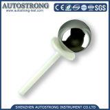 Sondes normales d'accès de sphère de l'essai IEC61032 avec le butoir