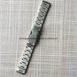 Быстроразъемная твердая планка wristwatch нержавеющей стали
