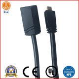 USB2.0 non directionnelle mâle pour câble de type C pour l'ordinateur & Smartphone, intensité nominale~2A