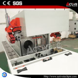 Siemens PLC-Steuerautomatische Belüftung-Rohr-Öffnungs-ausdehnende Maschine