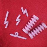 Guida di ceramica della bobina della lumaca delle trecce dell'allumina della tessile