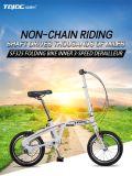 Preiswertes Mädchen-Fahrrad/faltendes erwachsenes Fahrrad-kleines Rad-Minifahrrad