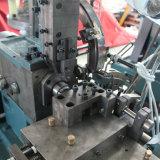 China de cama plana torno de la torreta de la herramienta de máquina de corte de metal