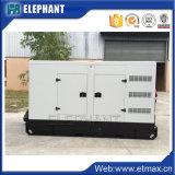 220V 380V 50Hz Diesel Gensets van de 80kVAMotor Fawde de Stille Diesle