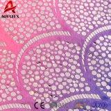 Cobertor da cauda da sereia do velo da flanela dos Sequins da cor do inclinação da alta qualidade
