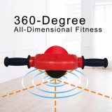 360度の体操Abの車輪の練習機械