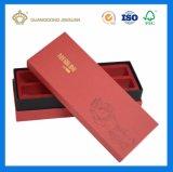 Rectángulos de regalo de empaquetado del papel colorido de encargo para el incienso de Moxa