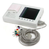 Monitor de Máquina de ECG de três canais eletrocardiógrafo ECG-903A3-Candice