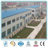 Nuevo tipo edificio prefabricado de la planta del metal de la estructura de acero