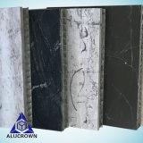 Comitato composito personalizzato della pietra di formato per il comitato di parete esterno