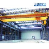 Modelo qd viga doble puente grúa de 30 toneladas para la venta