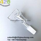 Spitzenquarz-Knallkörper für weibliche Verbindung Ölplattformen Waterpipes Quarz-Nagel-/Bowl-14mm/18mm