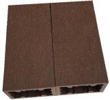 Rivestimento composito di plastica di legno ecologico decorativo (WPC) esterno della parete con buona qualità