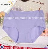 Stilvolle Erwähnungs-Hip Mittlere-Rised Bambusfaser-Normallack-junge Mädchen-Unterwäsche-Dame-Wäsche Panty