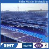 Le rail en aluminium tous de nouvelle conception du système de montage solaires de type de toit
