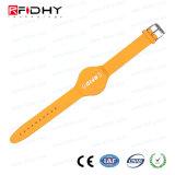 リゾートのための耐久MIFARE (r) 4K PVC RFIDリスト・ストラップ