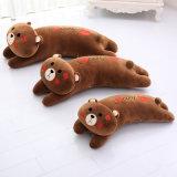 Мягкие несут Мягкие плюшевые игрушки Корея подушки сиденья с вышивкой