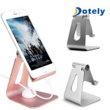 Basamento di alluminio universale del supporto del supporto per i ridurre in pani del rilievo di Samsung di iPhone del telefono delle cellule
