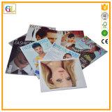 中綴じマガジン印刷サービス(OEM-GL018)