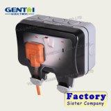 IP66 ElektroPlastieken van de Bijlage van het Type van BG maken de Enige Dozen waterdicht