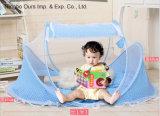 폴리에스테 아기 자는 정연한 모기장 휴대용 중국 공급자