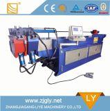 Dw75nc de alimentación de la fábrica de tubos de acero de alta velocidad de máquina de doblado