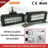 A marca (R112) 36W 8 polegada Osram Barra de LED luminoso de Linha Dupla para Offroad (GT3106-36W)