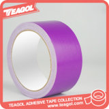 Coloured Textile Fiber Presses Sensitive Adhesive Cloth Tape