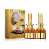 AUTO Parts Dual Color Yellow White CS LED Headlight 38W 4800lm Dual Color LED Headlight Conversion Kit