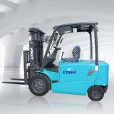 Ltma 3 Tonnen-kleine Batterie-elektrischer Gabelstapler für Verkauf
