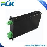 Tipo do módulo de Lgx do divisor do PLC da fibra óptica de FTTX FTTH