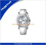 Gemerkte Timepieces de Slanke Vervaardiging van het Horloge van Shenzhen van het Horloge van het Kwarts van de Steen