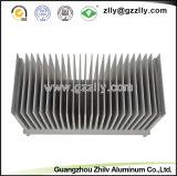 Diverse Vorm Heatsink van het Aluminium van het Bouwmateriaal/de Apparatuur van de Machine