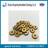 金によって塗られる超硬合金の手動タイルの切断の車輪
